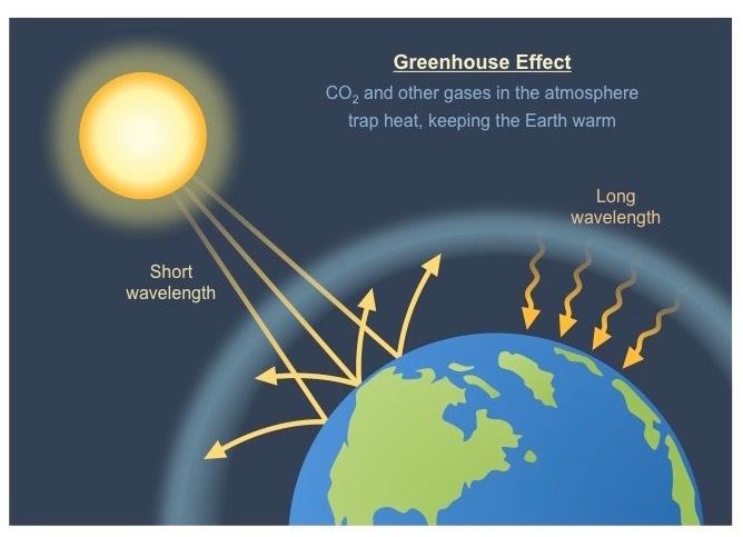 short essay on greenhouse effect